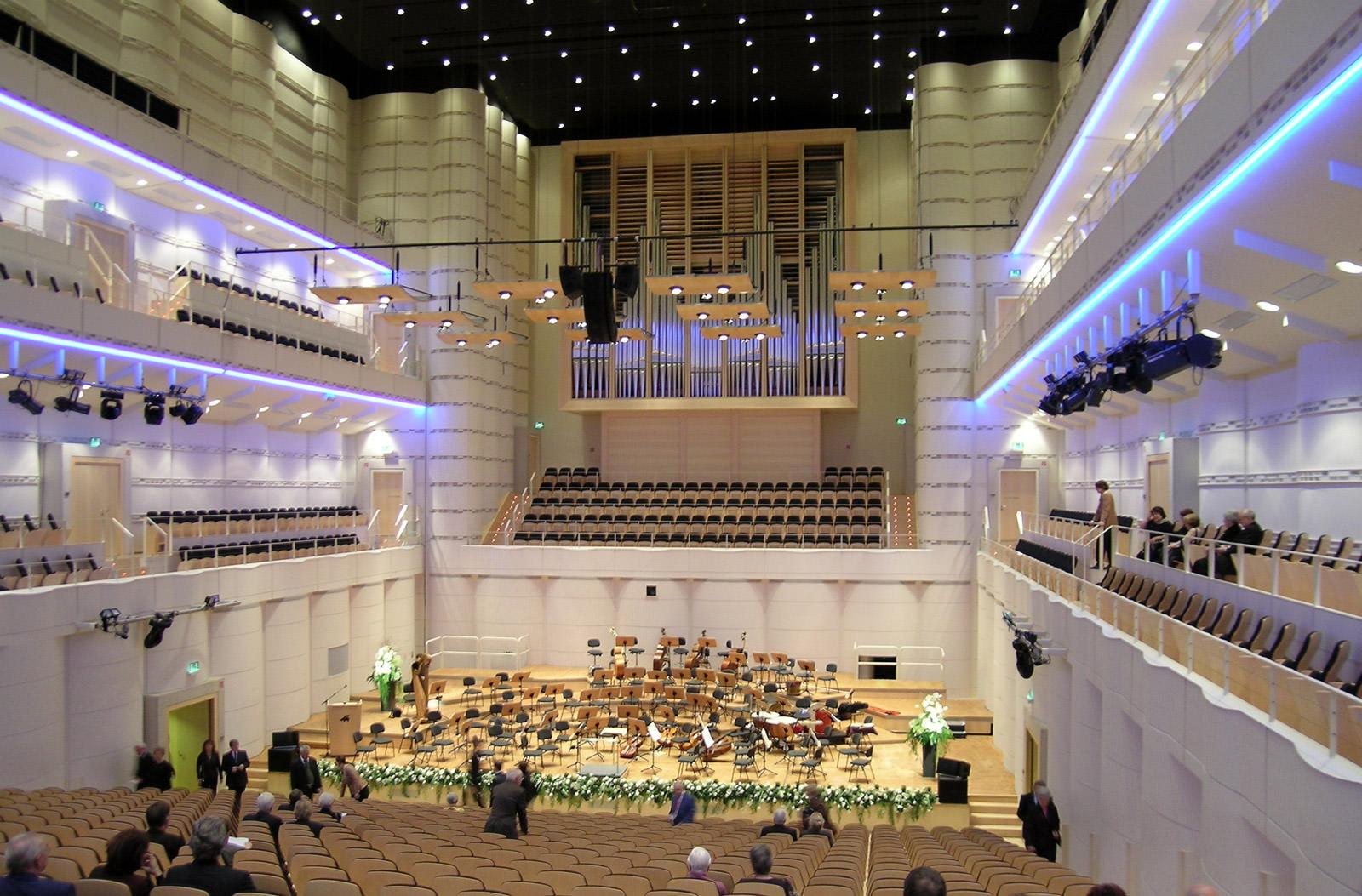 Dormtund Konzerthaus