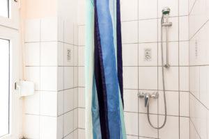Badezimmer Monteurzimmer Huckarde