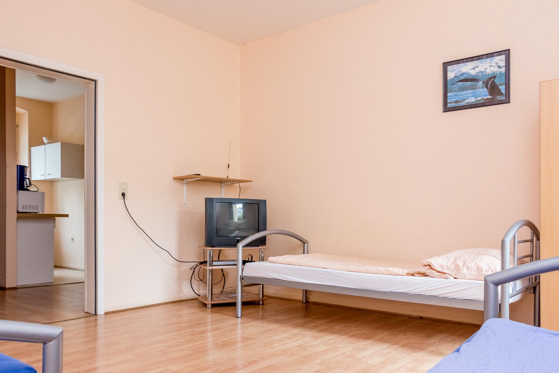 Zimmer der Pensionen in Dortmund